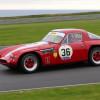 Photo of Geoff Parkinson's car