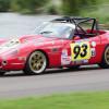 Photo of Dave Stewart's car