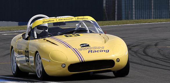 Photo of Richard Hewitt's car