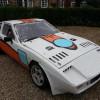 Photo of Geoff Holmes's car