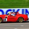 Photo of Darren Smith's car