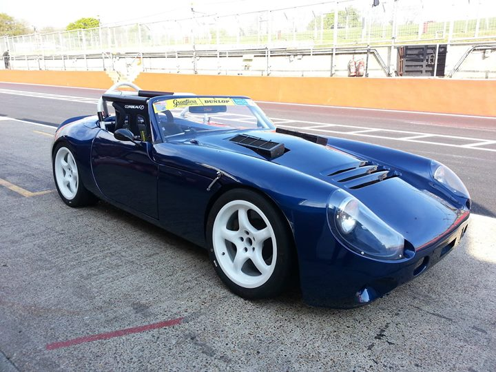 AJP Tuscan Challenge Car for sale